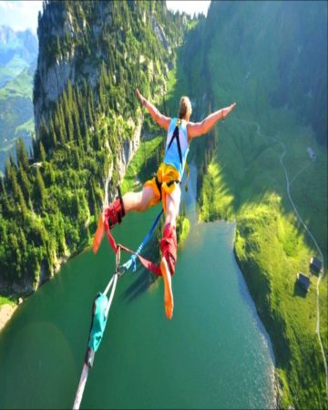 Bungee with Auli